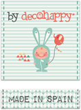 vinilos decorativos por decohappy